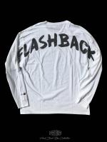 【FLASHBACK×Champion】Arch Logo Long Tee WHT
