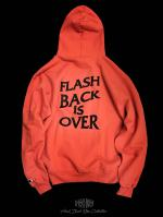 【FLASHBACK×Champion】OVERSIZE FLASHBACK is OVER Hoodie ORG