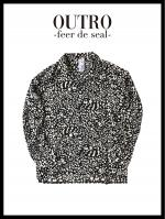 OUTRO-feer de seal- Dalmatian Long Sleeve Summer Shirt
