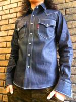 Western Rigit Denim Shirts