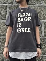 【FLASHBACK最新作】Denim is OVER Tee -OFF BLK