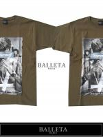 BALLETA17SS SUPJUS PHOTO T BALLETA17SS SUPJUS PHOTO T KHAKI